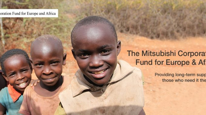 Call For Grant Applications: Mitsubishi Corporation Fund For Europe And Africa