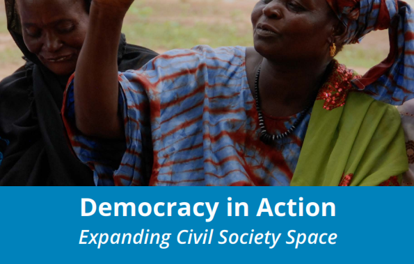 CD-UNITED Call For Proposals: Democracy In Action- Expanding Civil Society Space