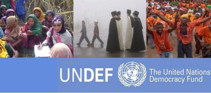 Un Democracy Fund Project Grants