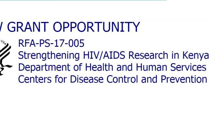 Grants Notice: Strengthening HIV/AIDS Research In Kenya