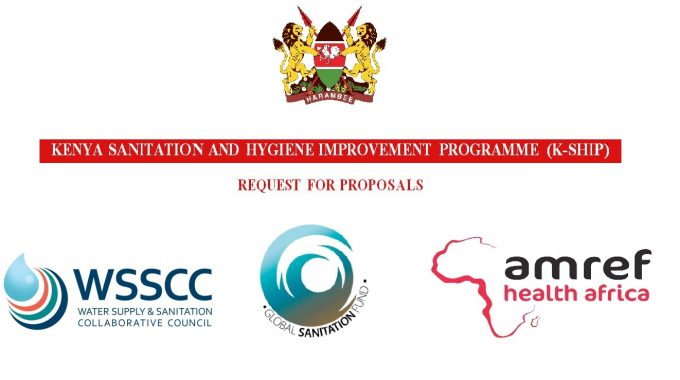 Request For Proposals: Kenya Sanitation & Hygiene Improvement Programme