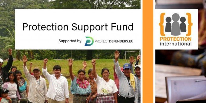 Call For Proposals: Protection Support Fund