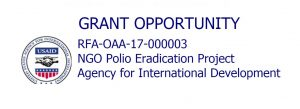 USAID-funded NGO Polio Eradication Project