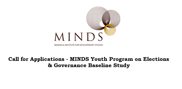 Call For Applications - MINDS Youth Program On Elections & Governance Baseline Study