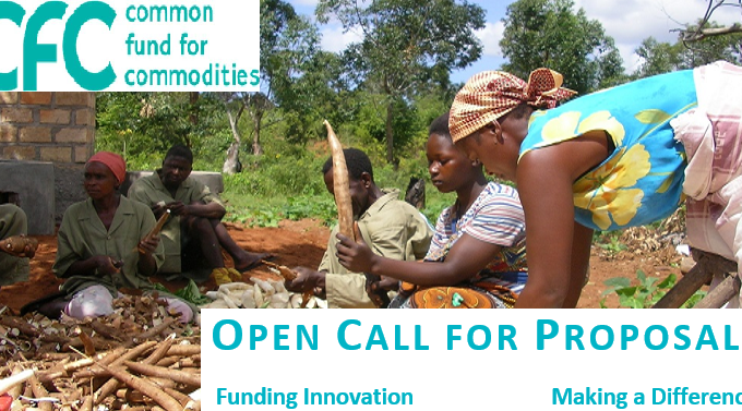 Call For Proposals: Common Fund For Commodities Supporting Community Development
