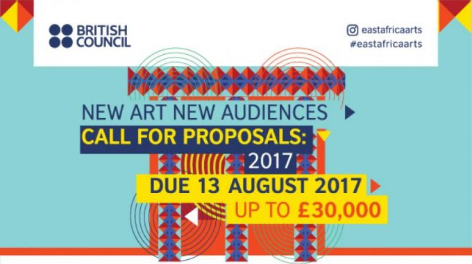 Call For Proposals: British Council Funded New Art New Audiences (nAnA) Grants Programme