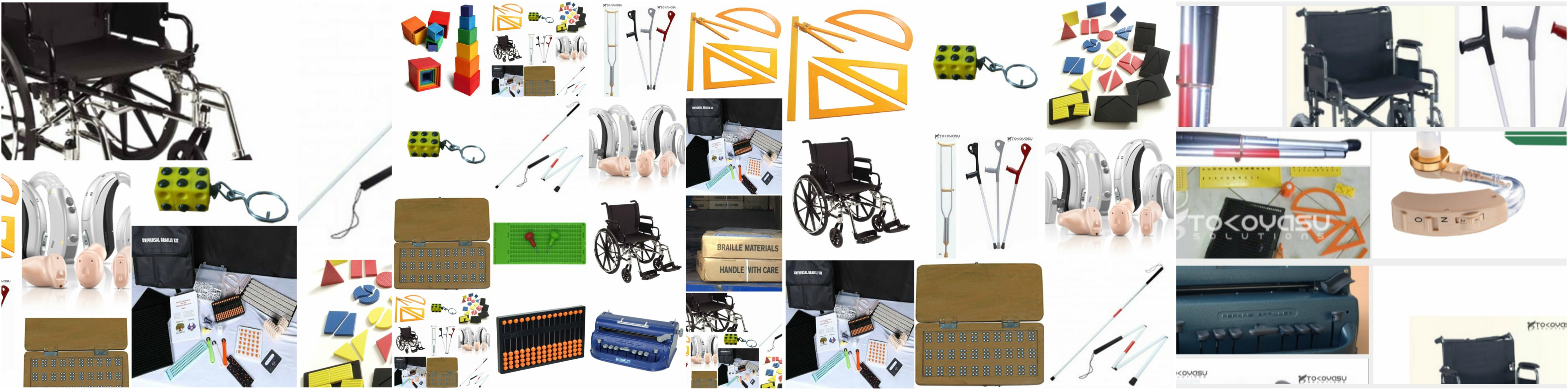Special Needs Education Supplies